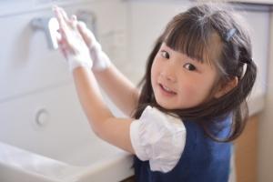 コロナ,予防,手洗い